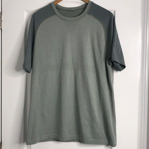 LULULEMON Metal Tech Short Sleeve